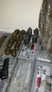 ضبط-كميات-أسلحة-في-الحديدة-6