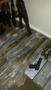 ضبط-كميات-أسلحة-في-الحديدة-7