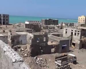 قصف-مدينة-المخا