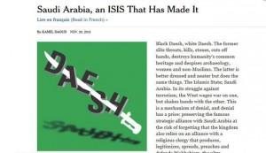 مقالة في نيويورك تايمز