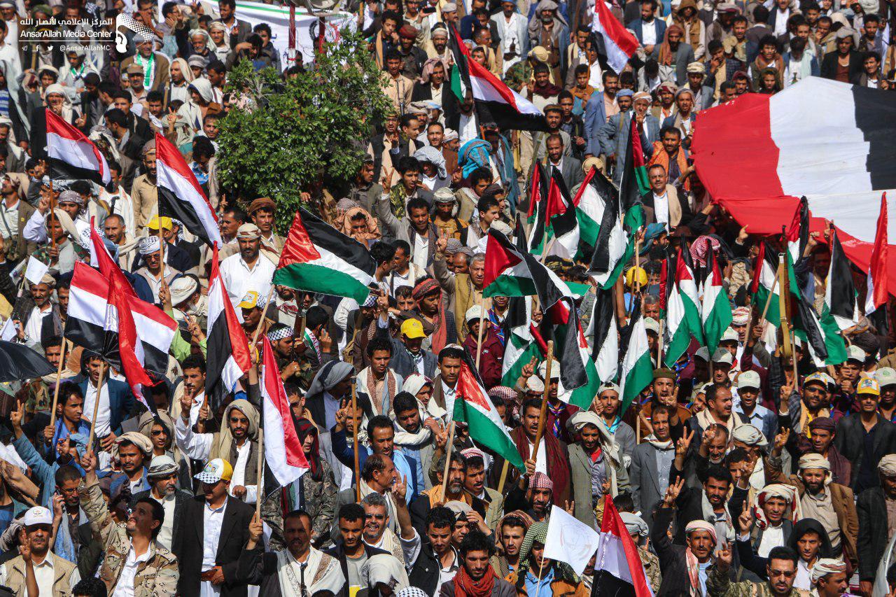 مسيرة القدس – صنعاء 04